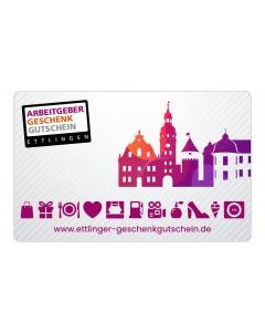 Ettlinger Arbeitgebergutschein 5,- bis 60,- € (Betrag frei wählbar)